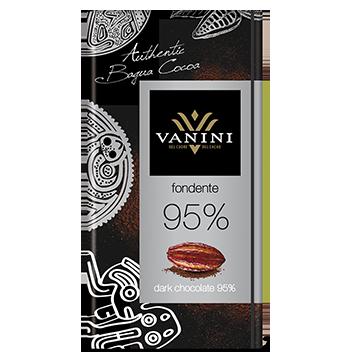 cioccolato fondente 95%