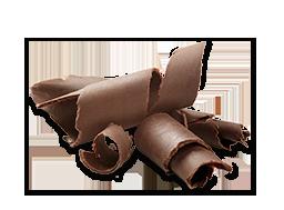 blocchi di cioccolato